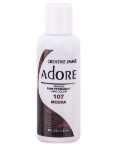 Adore Shining Semi Permanent Hair Color Mocha