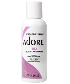 Adore Shining Semi Permanent Hair Color Soft Lavender