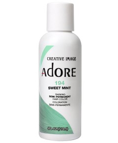 Adore Shining Semi Permanent Hair Color Sweet Mint