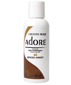 Adore Shining Semi Permanent Hair Color Spiced Amber