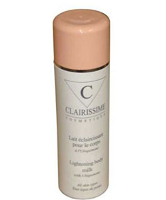 Cosmetique Lightening Body Milk with Ubiquinone