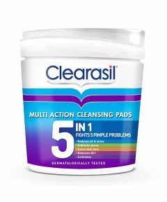 Clearasil 5 In 1 Multi Action Cleansing Pads