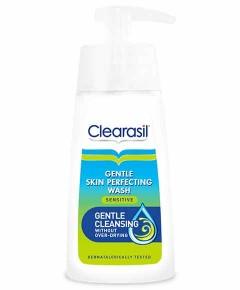 Clearasil Gentle Skin Perfecting Wash For Sensitive Skin