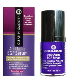 Clear N Smooth Anti Aging EGF Serum