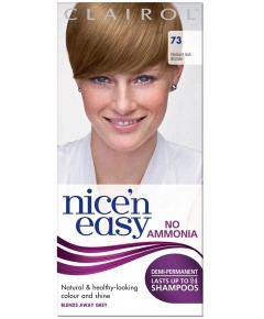Nice N Easy Demi Permanent Color 73 Medium Ash Blonde