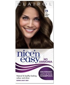 Nice N Easy Demi Permanent Color 75 Light Ash Brown
