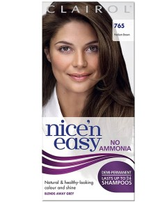 Nice N Easy Demi Permanent Color 765 Medium Brown