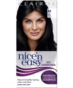 Nice N Easy Demi Permanent Color 83 Black