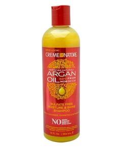 Argan Oil Sulfate Free Moisture And Shine Shampoo