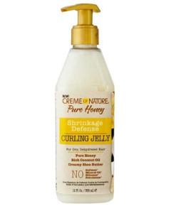 Pure Honey Shrinkage Defense Curl Jelly
