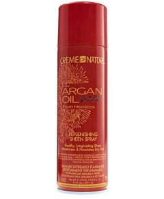 Argan Oil Replenishing Sheen Spray