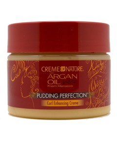 Argan Oil Pudding Perfection Curl Enhancing Creme