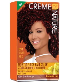 Moisture Rich Hair Color With Shea Butter Conditioner