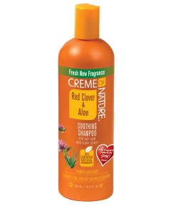Red Clover And Aloe Soothing Shampoo