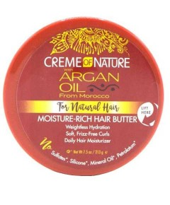 Argan Oil From Morocco Moisture Rich Hair Butter