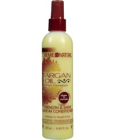 Argan Oil Strength And Shine Leave In Conditioner