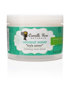 Coconut Water Style Setter Hydrating Creme