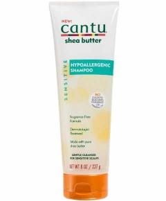Cantu Shea Butter Sensitive Hypoallergenic Shampoo