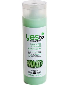 Cucumbers Color Care Shampoo