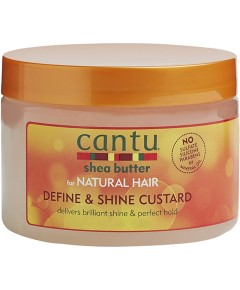 For Natural Hair Define And Shine Custard