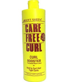 Softsheen Carson Care Free Curl Care Free Curl Curl
