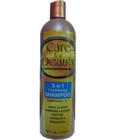 Care for Beauty 5 N 1 Conditioning Shampoo