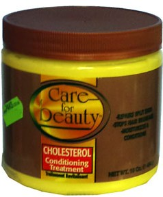 Care for Beauty Cholesterol Conditioning Treatment