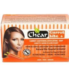 Chear Carrot Light Plus Carrot Lightening Exfoliating Soap