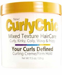 Curly Chic Your Curls Defined Curling Creme Firm Hold