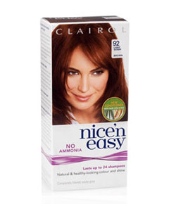 Nice N Easy No Ammonia Hair Color 24 Washes
