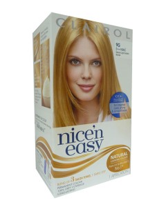 Clairol Nice N Easy Permanent Colours 9G Natural Light Golden Blonde