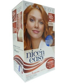 Clairol Nice N Easy Permanent Colours 8WR Born Red