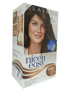 Clairol Nice N Easy Permanent Colours R5 Rich Medium Neutral Brown