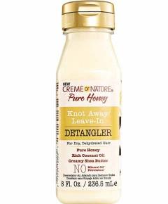 Pure Honey Knot Away Leave In Detangler