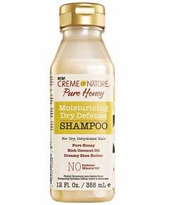 Pure Honey Moisturizing Dry Defense Shampoo