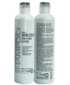 Colormate Black And Dark Brown Plus Shampoo