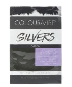 Silvers Permanent Hair Colour Carbon
