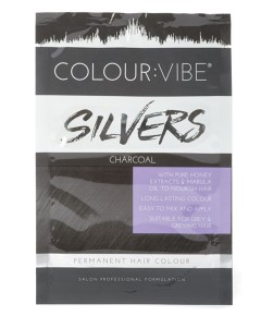 Silvers Permanent Hair Colour Charcoal