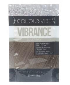 Vibrance Semi Permanent Hair Colour Silver Ray