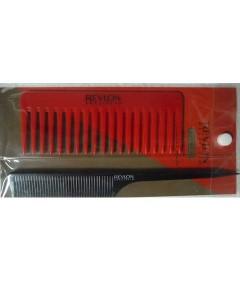 Revlon Realistic Black Seed Oil Comb Set