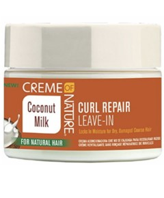 Coconut Milk Curl Repair Leave In