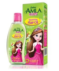 Amla Kids Nourishing Hair Oil