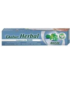 Dabur Herbal Toothpaste With Basil