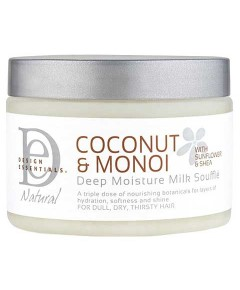 Natural Coconut And Monoi Deep Moisture Milk Souffle