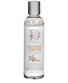 Natural Coconut And Monoi Deep Moisture Oil Treatment