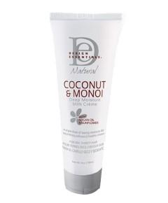 Natural Coconut And Monoi Deep Moisture Milk Creme