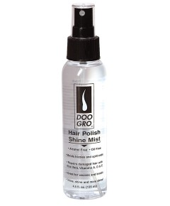Doo Gro Hair Polish Shine Mist