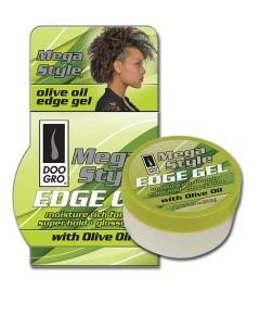 Mega Style Edge Gel With Olive Oil
