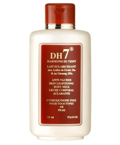 DH7 Anti Taches Skin Lightening Body Milk