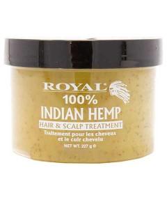 Royal Indian Hemp Hair And Scalp Treatment